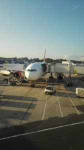 Our Flight to NEW YORK!!