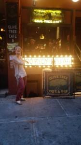 Komödian Keller - Comedy CELLAR New York