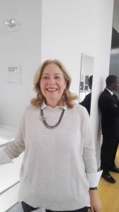 Michele Cohen mit IM WORT PUSTEBLUME