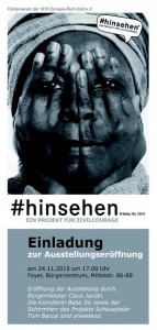 STATIONEN meets #hinsehen – 24.11.2015 in Gevelsberg
