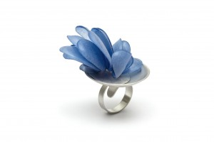 Fabiana Gadano - Ring PET receycled Silber