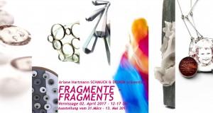 Ausstellungseröffnung FRAGMENTE – Europäische Tage des Kunsthandwerk