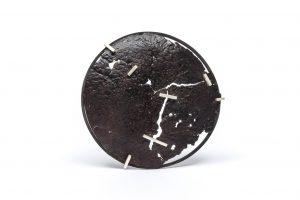Eisen-Neusilber Silber